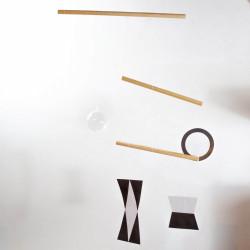 BOX DIY du mobile de Munari...