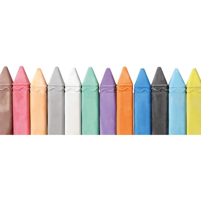 Mes crayons de géant