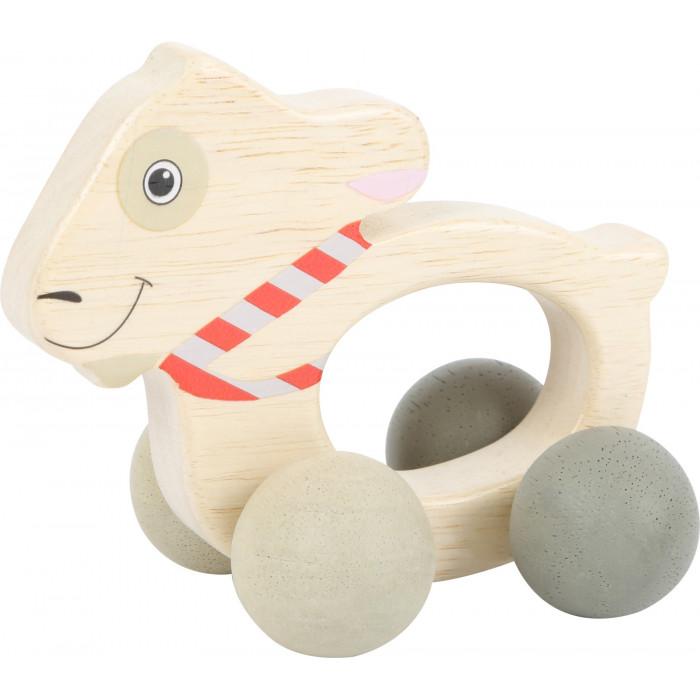 Léon le p'tit mouton en bois