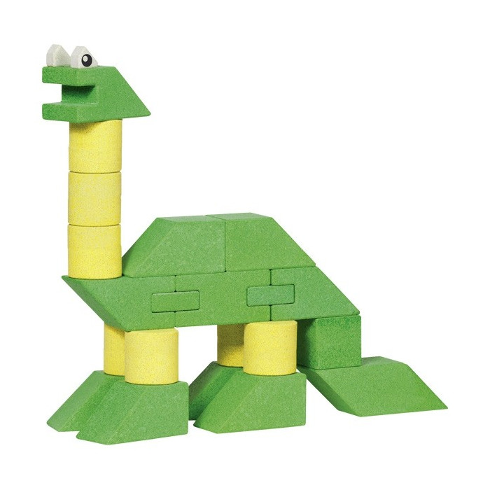 Pierre, le Dino vert
