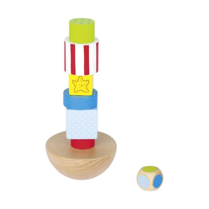La tour bascule