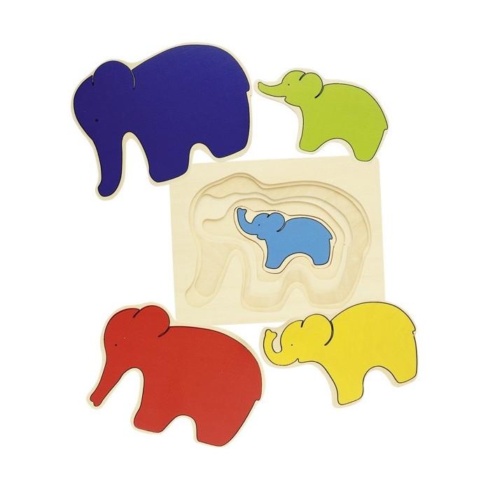 Le Puzzle des Éléphants cachés
