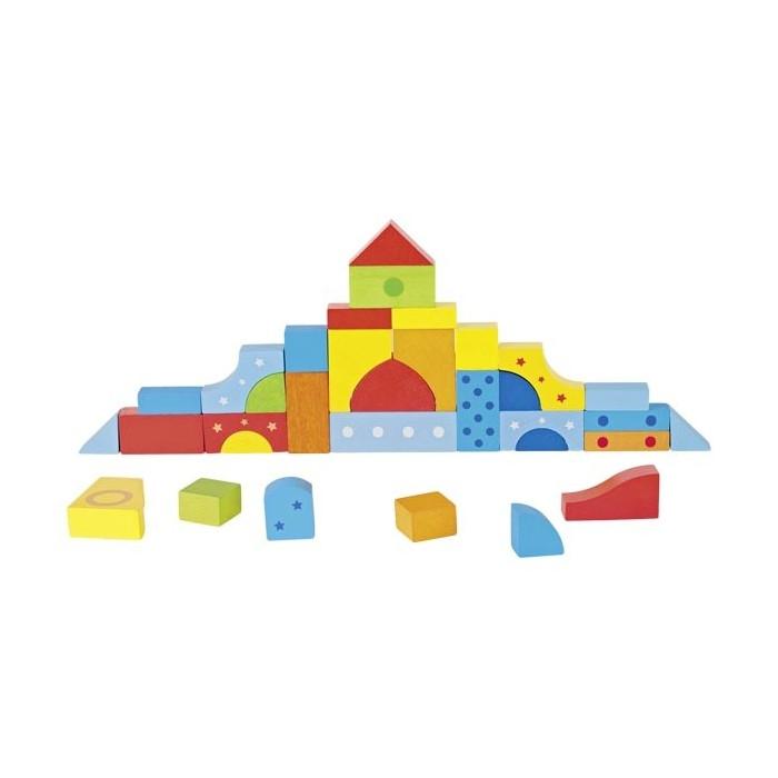 Construction mosaïque