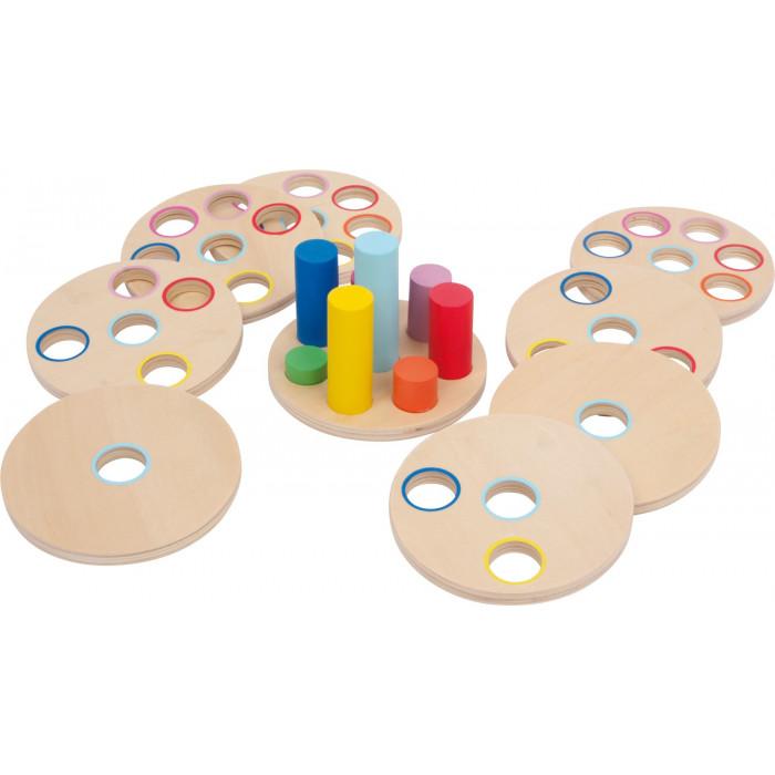 Mes disques durs : Un jouet de Motricité Parfait !