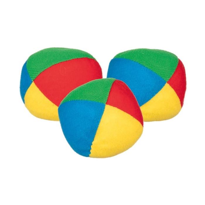 Lot de 3 balles de jonglage...