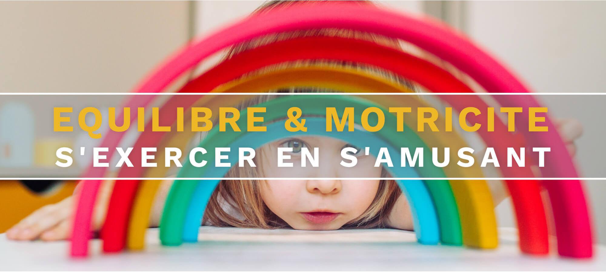 Jeux de motricité d'inspiration Montessori - Site FR - Livraison rapide - Top QUALITÉ