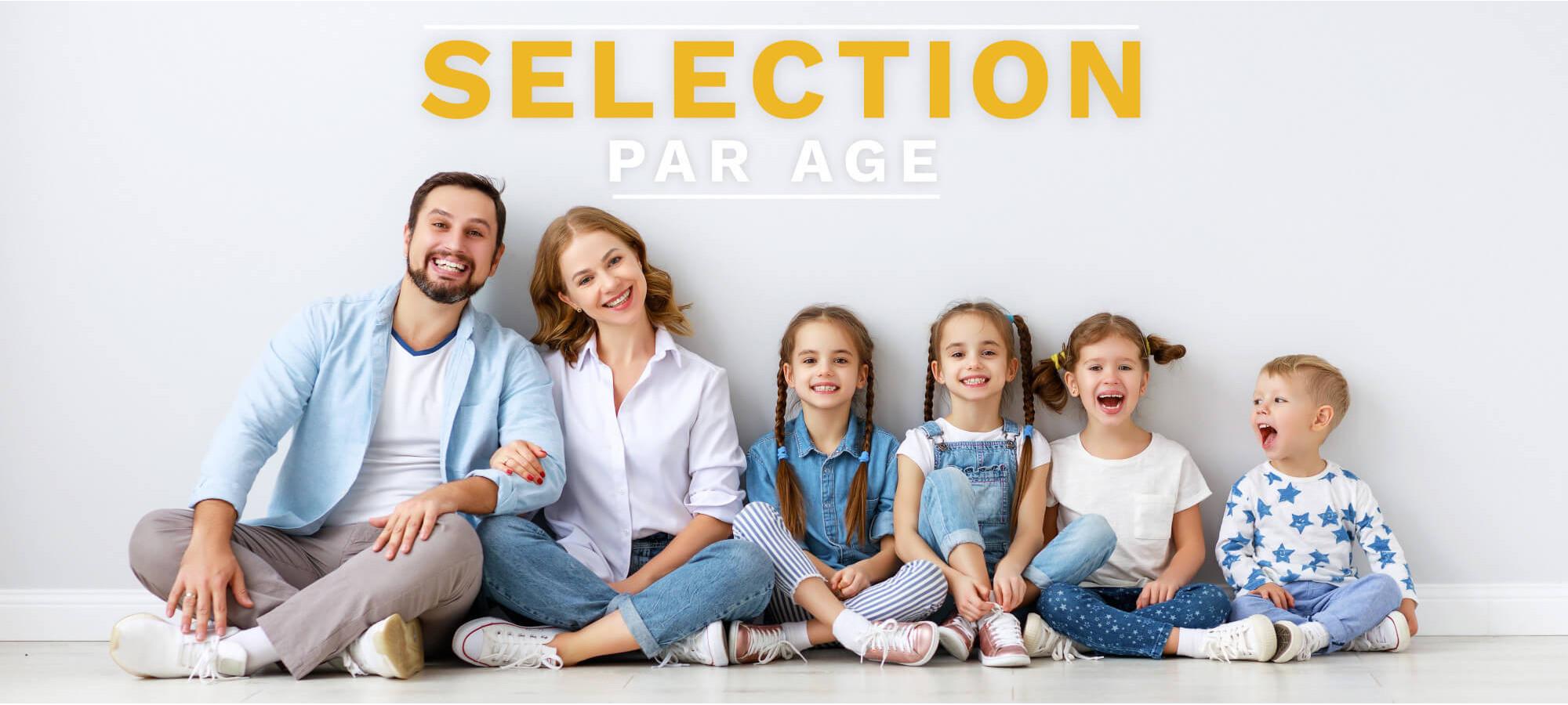 Choisir un jouet  en bois en fonction de l'âge de l'enfant