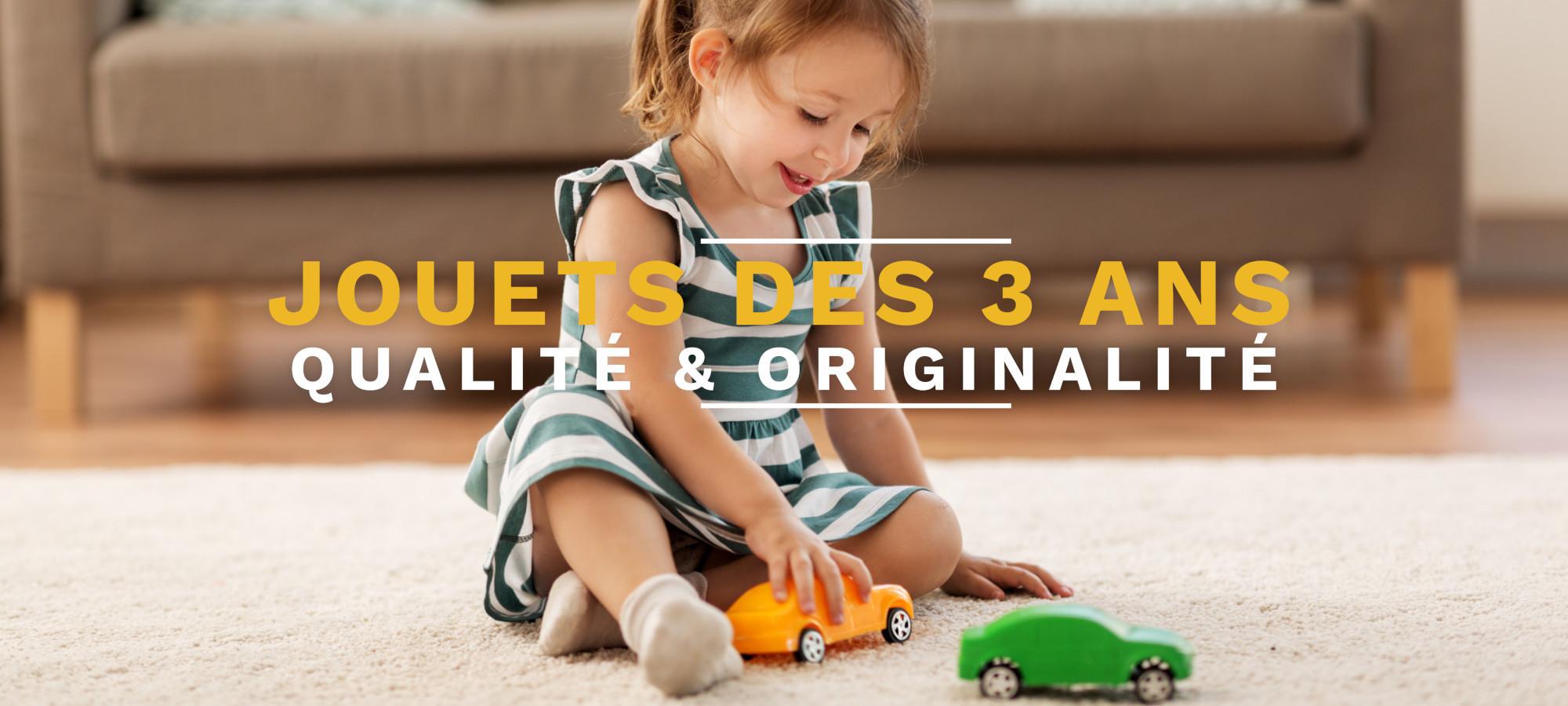 jouets en bois d'inspiration montessori pour enfant de 3 ans - Site FR - Livraison rapide