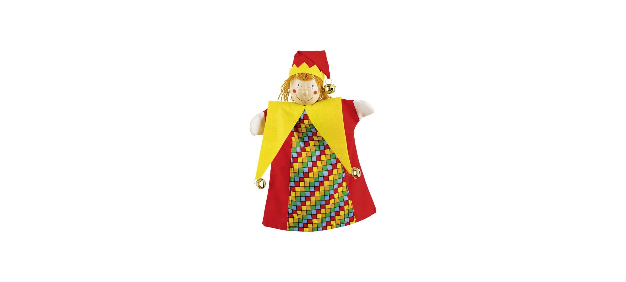 Marionnettes  à main et à doigts pour enfant