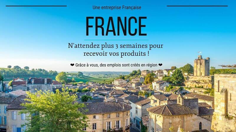 Stock en France